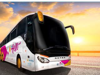 Hotel Bilet autocar Riviera Olimpului