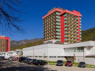 Hotel Complex Balnear Cozia