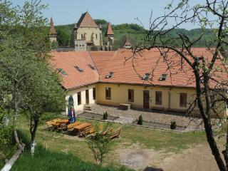 Hotel Complex Medieval Unglerus (Biertan)