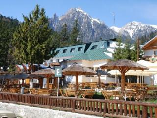 Hotel Complex Turistic Gura Diham