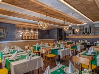Hotel KIRMAN SIDERA LUXURY & SPA
