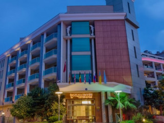 Hotel Paste in Marmaris & Bodrum